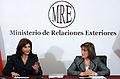 Visita Oficial de la Canciller de Colombia, María Ángela Holguín (9127785345).jpg