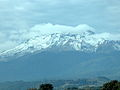 Vista del Iztaccíhuatl desde la autopista México-Puebla. 02.JPG