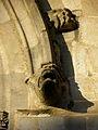 Vitré (35) Église Notre-Dame Façade sud 4ème chapelle 03.JPG