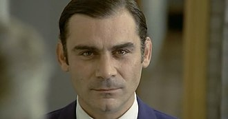 Gian Maria Volontè - Gian Maria Volonté as Police Inspector in Investigation of a Citizen Above Suspicion