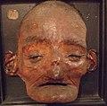 Volto mummificato di donna novantenne preparato da Filippo Civinini nel settembre 1837.jpg