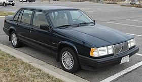 volvo 900 series wikipedia rh en wikipedia org Toyota Tacoma Manual 1997 Volvo 960 Rear Spring