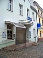 Volyně, náměstí Svobody 13, Česká spořitelna.jpg