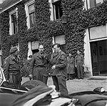 Voorbereidingen en onderhandelingen tot de capitulatie in Wageningen Prins Bern, Bestanddeelnr 900-2790.jpg