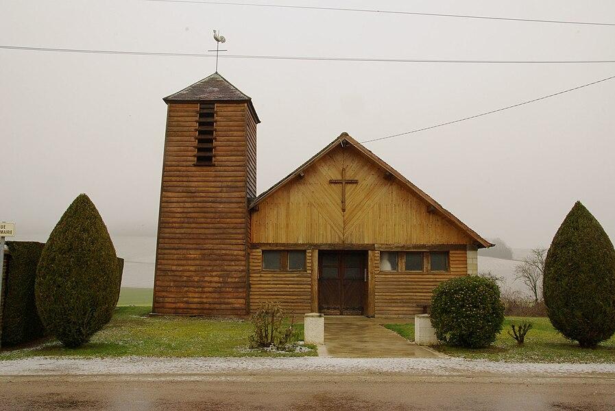 Église Saint-Blaise à Vosnon