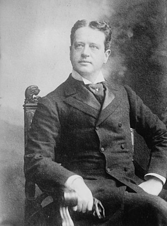 William Kissam Vanderbilt - Image: W.K. Vanderbilt LCCN2014685935 (2) (cropped)