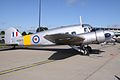 WD413 Avro 652 Anson Royal Air Force (8578422540).jpg