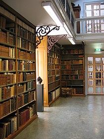 WLM - Minke Wagenaar - Artis, Bibliotheek 01.jpg