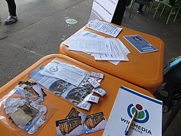 WMUA tent at Atlas Weekend 2019 07.jpg