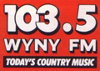 WKTU - The WYNY logo used from 1988–1996