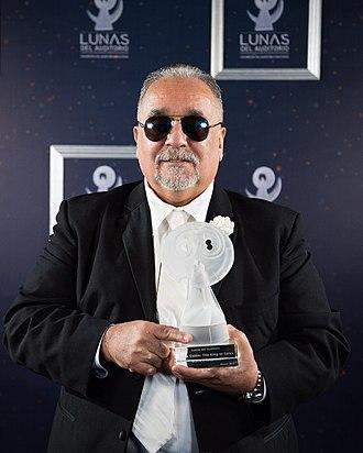Willie Colón - Willie Colón Received Auditorio Nacional's Luna Award