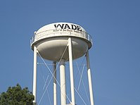 Wade Water Tower.JPG