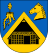 Coat of arms of Vogsrød