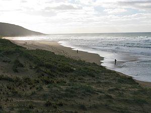 Newland Head Conservation Park - Waitpinga Beach in the morning