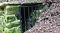 Wallace Spa Well, Pittencrieff Glen, Dunfermline - gate and entrance.jpg