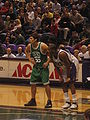 Wally Szczerbiak Jamaal Magloire Milwaukee Bucks vs Boston Celtics - January 29th, 2006.jpg