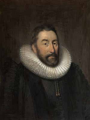 Walter Pye (lawyer) - Walter Pye in 1631