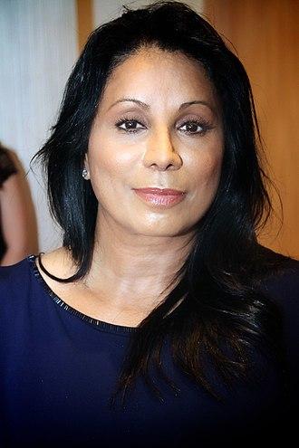 Wanda De Jesus - De Jesus at the 2013 Imagen Awards