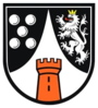 Escudo de Bad Münster am Stein-Ebernburg