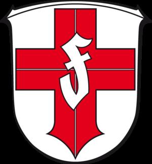 Fürth, Hesse - Image: Wappen Fürth (Odenwald)