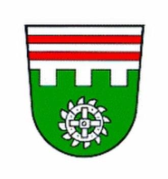 Teunz - Image: Wappen Teunz