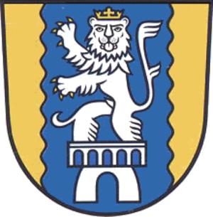 Tonna, Germany - Image: Wappen Tonna