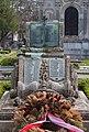 War grave for Austro-Prussian War on the cemetery Mauer in Vienna, Austria-grave stone PNr°0585.jpg