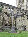 War memorial, All Saints' Church, Pontefract (17th July 2020).jpg