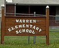 Warren Elementary School - Warren Oregon sign.jpg