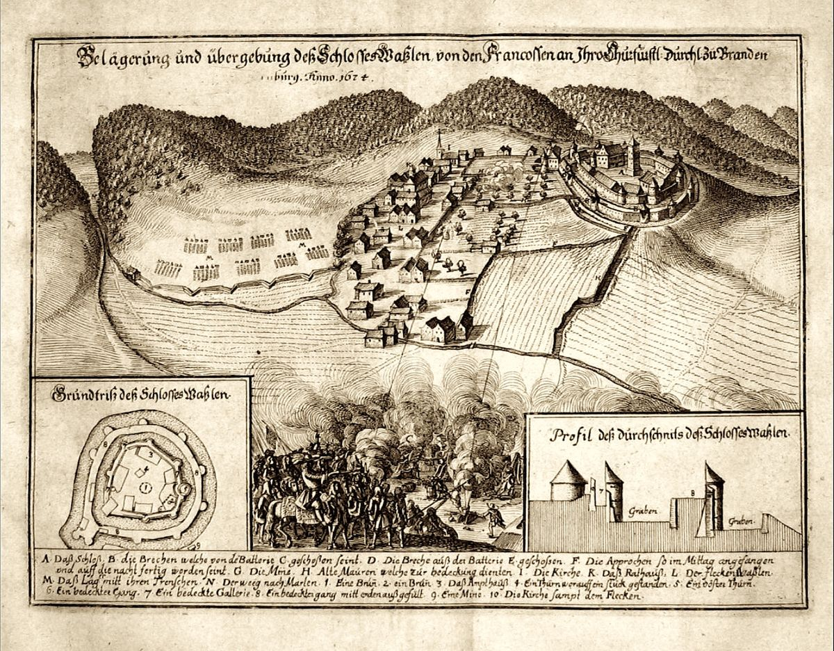 Histoire de wasselonne wikip dia for Histoire des jardins wikipedia