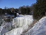 File:Waterdawn Webster Falls in Winter3.jpg