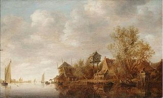Seascape with Duiventil and Hooiberg