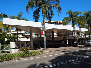 Waverton, New South Wales - Waverton Village shopping centre