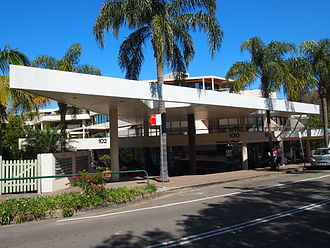 Waverton, New South Wales - Waverton Village shopping centre