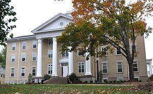 Wayland Academy, Wisconsin - Image: Wayland Hall Cory Schaefer