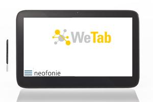 WeTab - Image: We Tab
