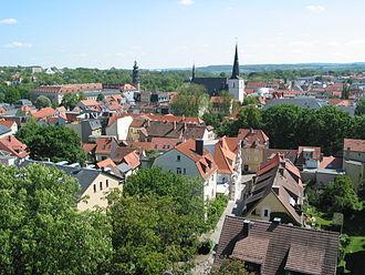 Thuringia - Weimar: City centre