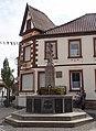 Wenigumstadt Brunnen heiliger St. Sebastian Obere Straße (2).jpg