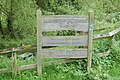 Wern Claypits nature reserve sign - geograph.org.uk - 805990.jpg