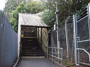 West Harrow tube station - Image: West Harrow tube station 3