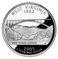 West Virginia quarter reverse side 2005 transparent.png