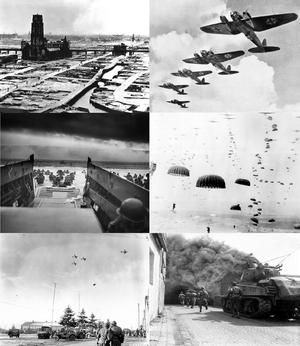 Western Front World War Ii Wikipedia
