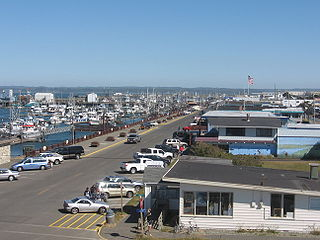 Westport, Washington City in Washington, United States