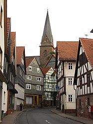 Wetter Hosenfeld Hessen