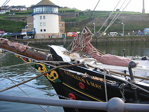 Kathleen and May - Image: Whitehaven Maritime Festival 2005 geograph.org.uk 941878