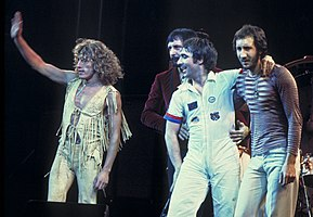 The Who v roce 1975