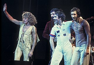 The Who English rock band