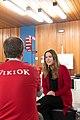 Wikicon2018-10-06 01 Cristina Sarasua WikiOK 3.jpg