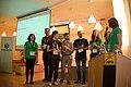 Wikimedia Hackathon Vienna 2017-05-19 opening 04.jpg
