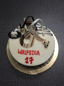 Wikipedia 17th Birthday Celebration by Wikimedia Bangladesh (WMBD) (1).jpg